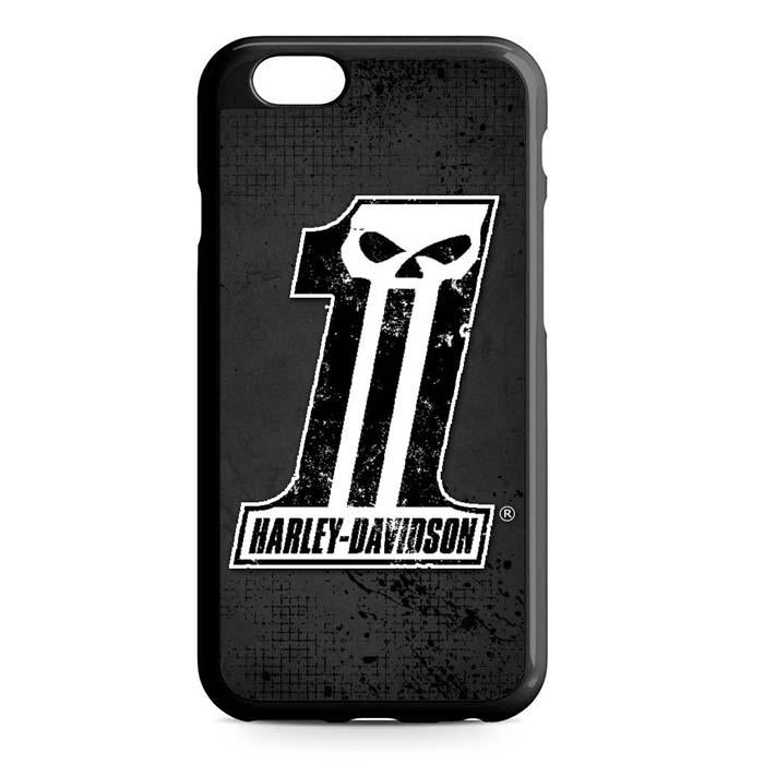 1 harley davidson iPhone Case