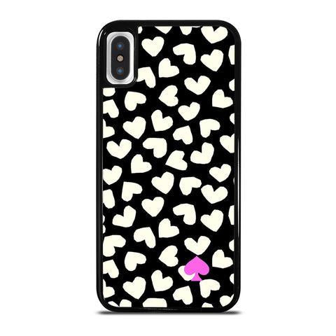 KATE SPADE LOVE HEART POLKADOTS Google Pixel Case