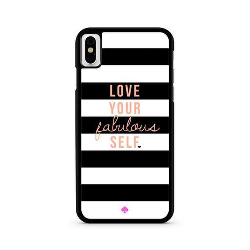 Kate Spade Love Your Fabulous Self Google Pixel Case