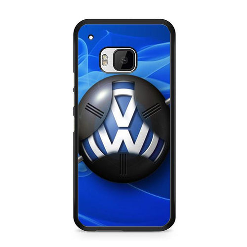VW Blue Logo New HTC Case