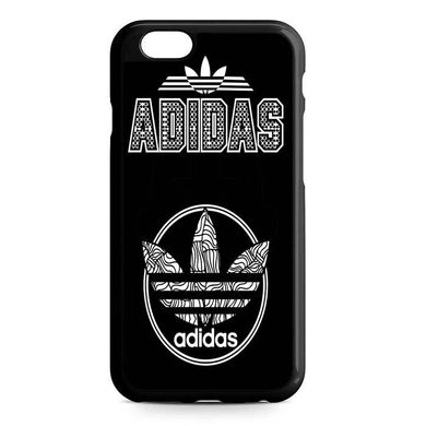 adidas art iPhone Case