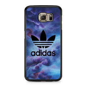 adidas purple Samsung Case