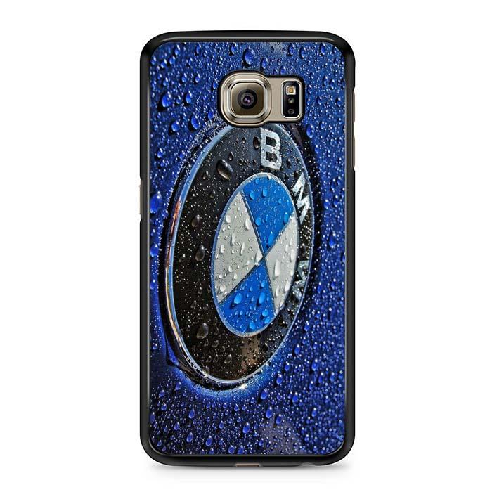 bmw blue Samsung Case