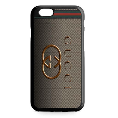 brand gucci logo iPhone Case
