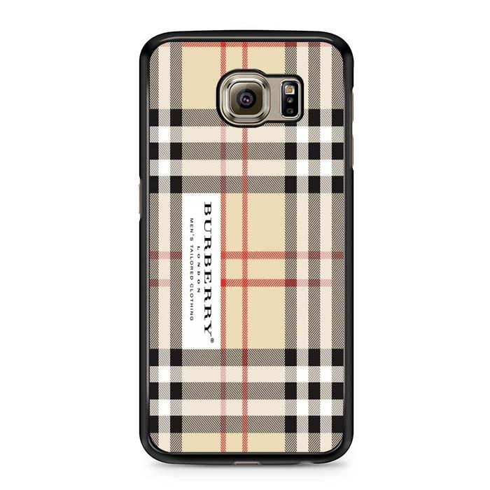 burberry Samsung Case