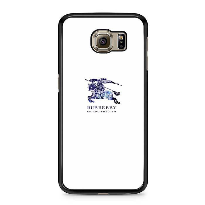 burberry london logo Samsung Case
