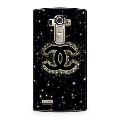 chanel bling black LG Case