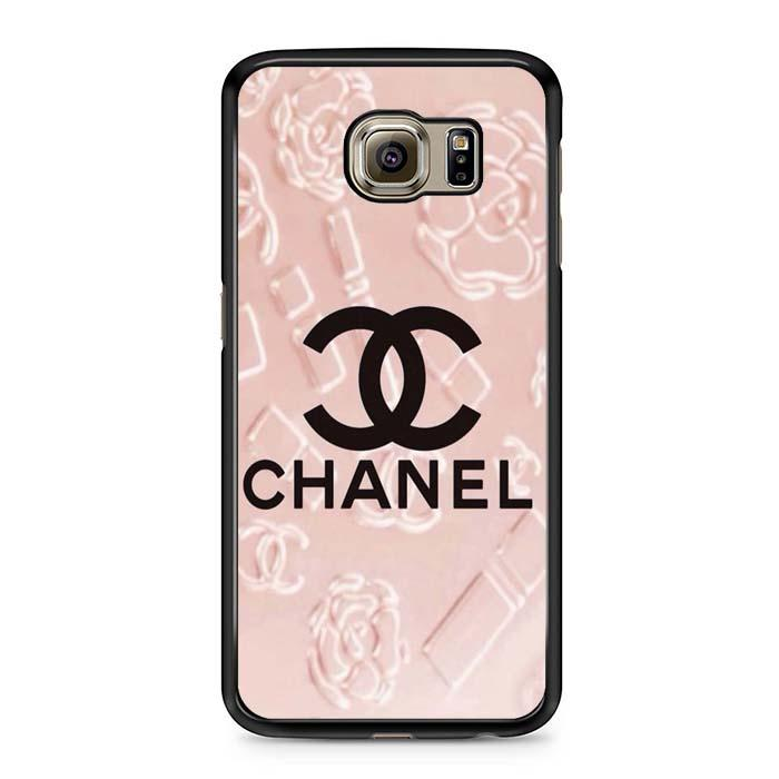 chanel cool pink Samsung Case