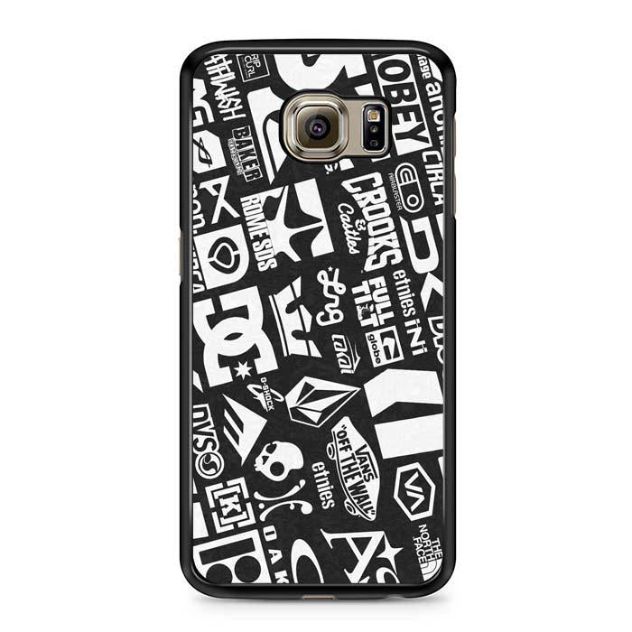 clothing brand Samsung Case
