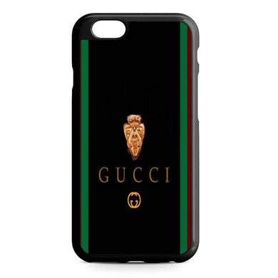 gucci black iPhone Case