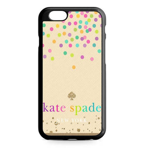 kate spade pattern iPhone Case