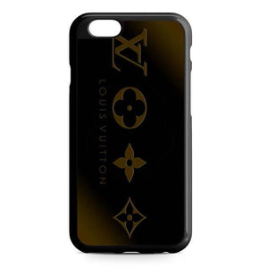 louis vuitton dark iPhone Case