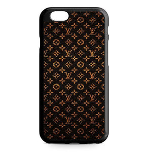 louis vuitton pattern art iPhone Case