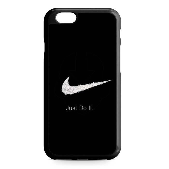 nike black iPhone Case