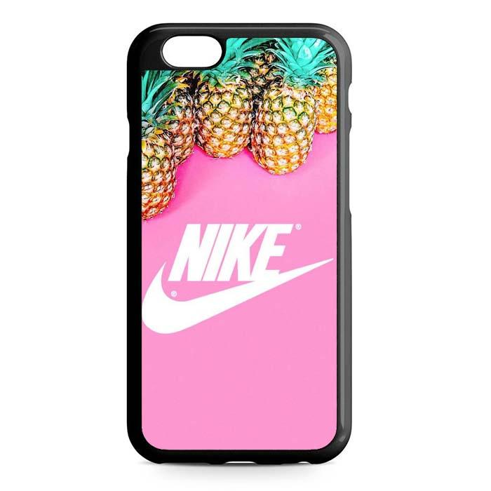 nike pineapple iPhone Case
