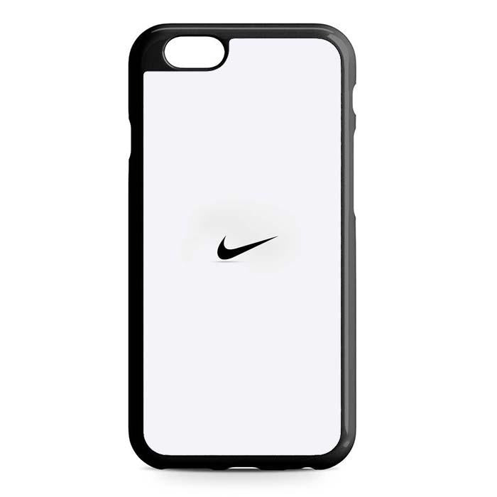 nike white iPhone Case