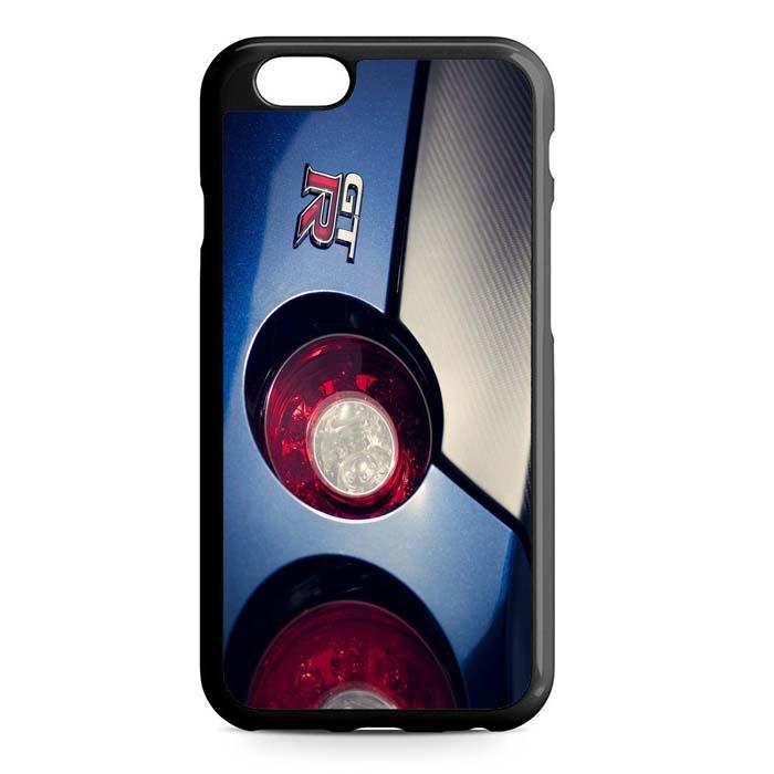 nissan gtr logo iPhone Case