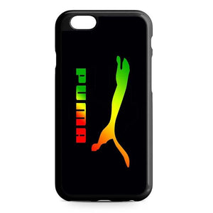 puma logo iPhone Case