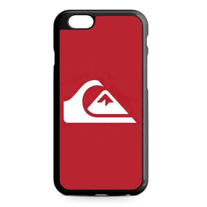 quiksilver red iPhone Case