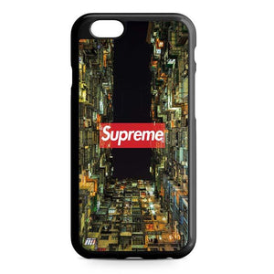 supreme hongkong iPhone Case