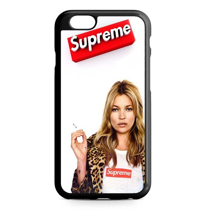 supreme kate moss iPhone Case