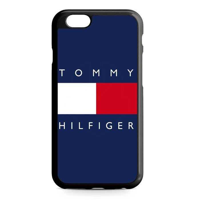tommy hilfigher iPhone Case