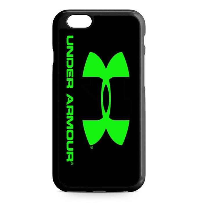 under armour green iPhone Case