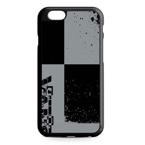 vans logo dark iPhone Case