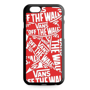 vans pattern iPhone Case