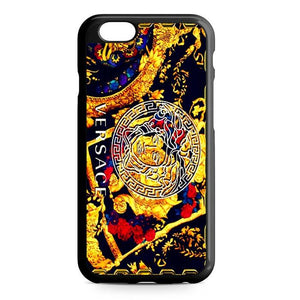 versace brand logo iPhone Case