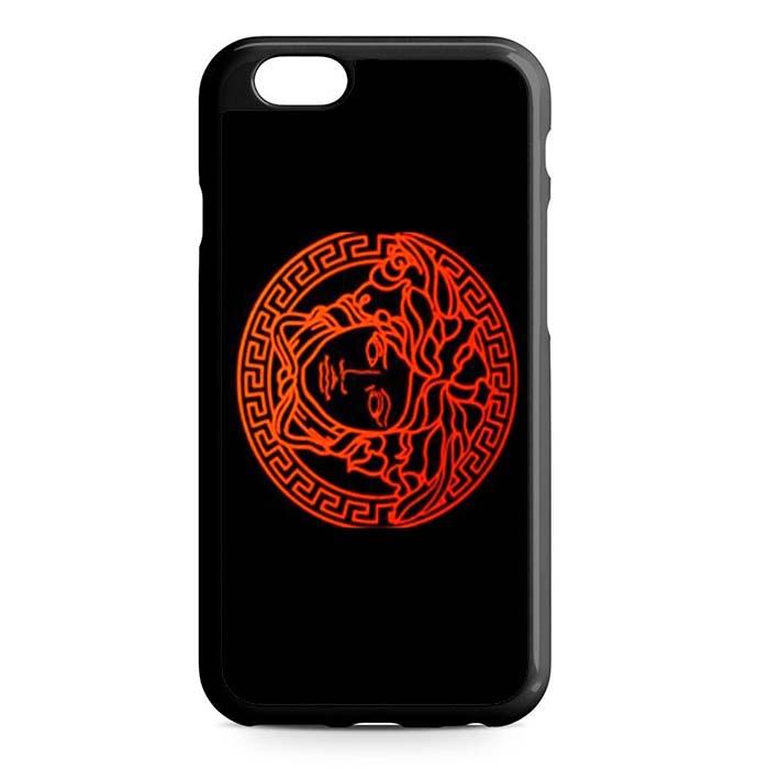versace red iPhone Case
