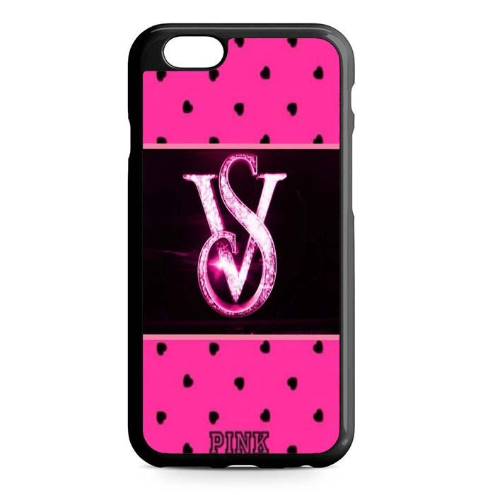 victoria's secret pink logo iPhone XR/XS Case