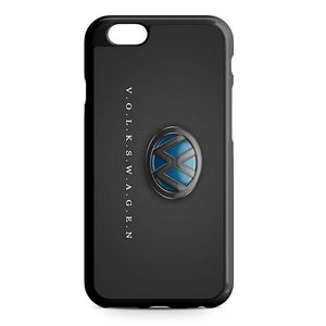 volkswagen black iPhone Case