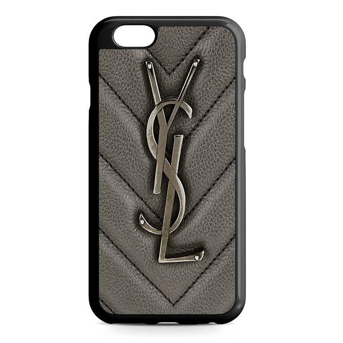 ysl grey iPhone Case
