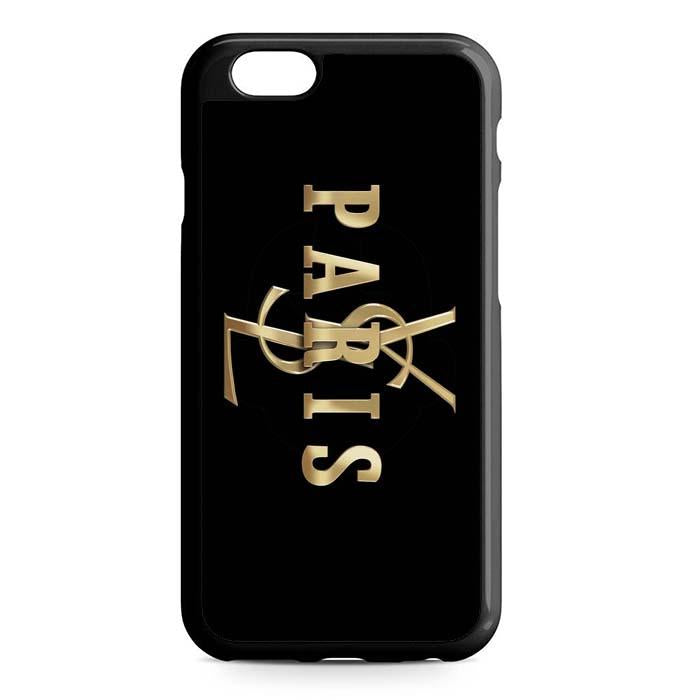 ysl logo iPhone Case