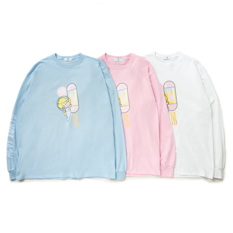 SPACE KID LS TEE