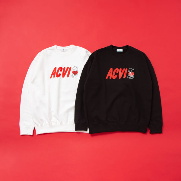 HEART CREW SWEAT