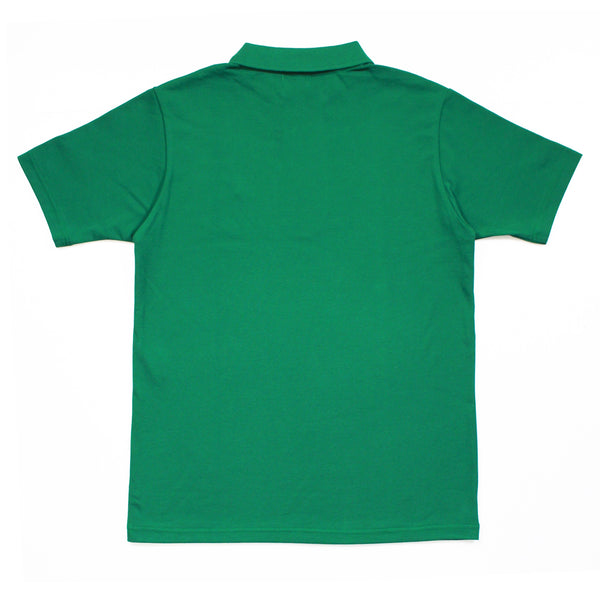 ACVI ONE POINT POLO SHIRTS GREEN
