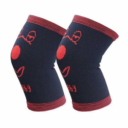 Kids Sports Safety Knee Pads Breathable Dancing Crawling Elbow Knee Protector Socks