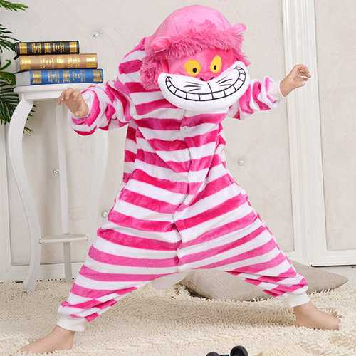 Comfortable Thickening Cute Cartoon Jumpsuits