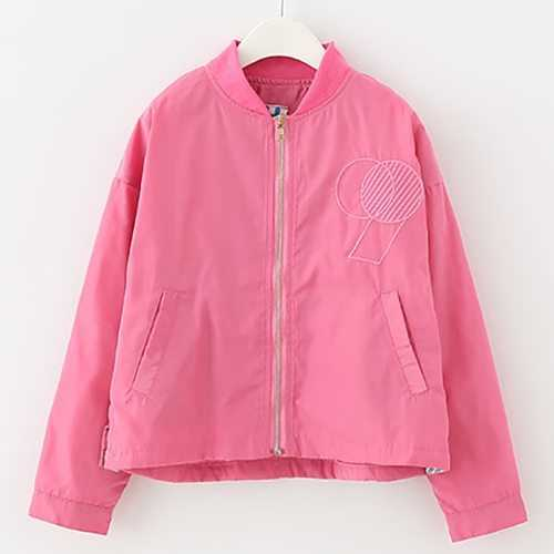 Baseball Jacket for Girls Boys Unisex