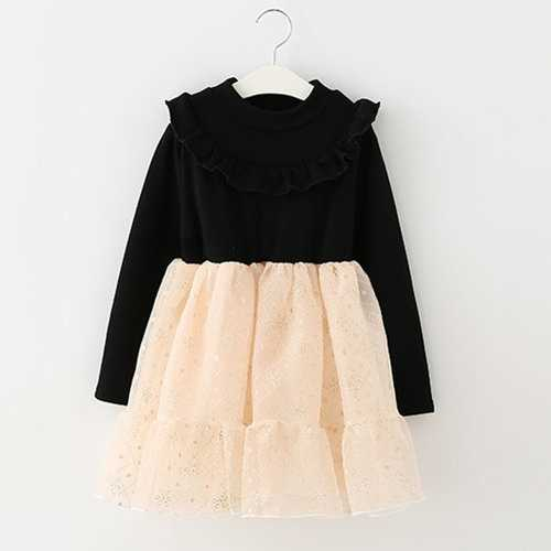 Ruffles Girls Dress