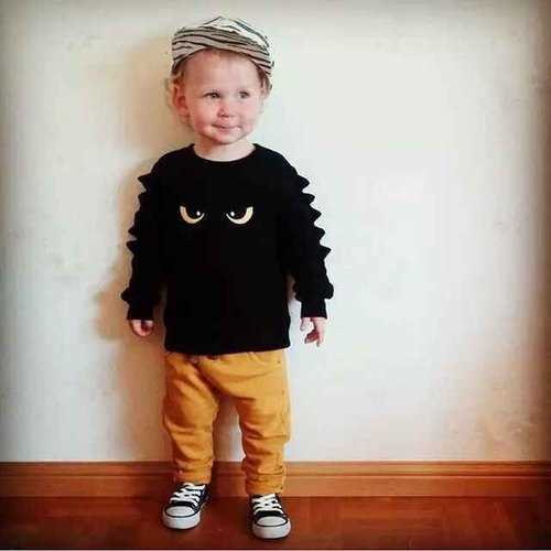 Cute Kids Boys Girls Clothing Sets