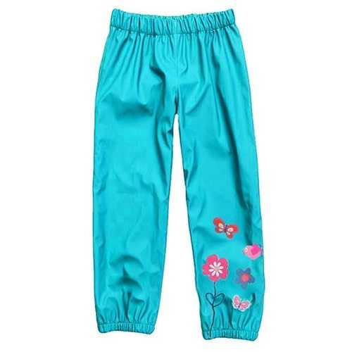 Kids Rain Pants for Rainy Snow Days