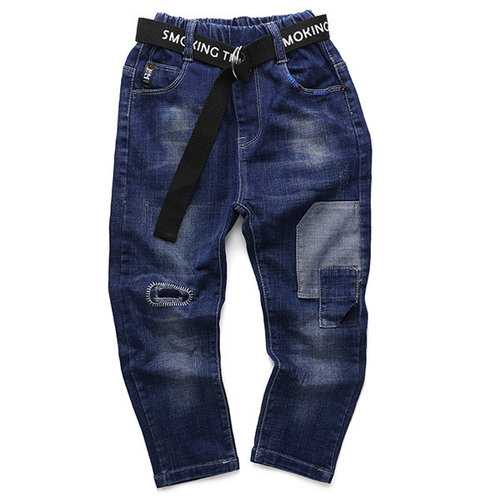 Leisure Infant Toddler Boy Jeans 4-15Y