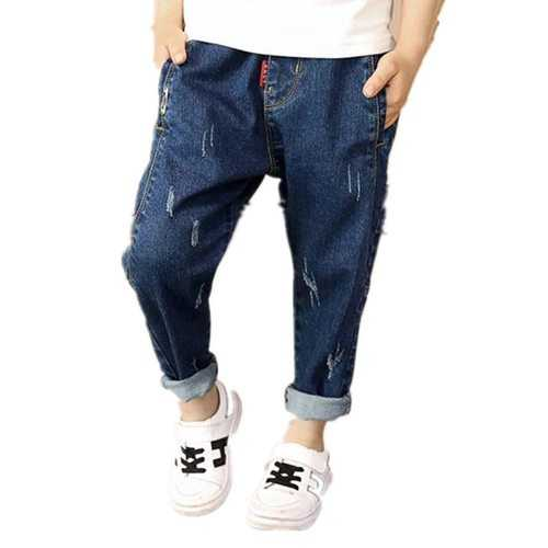 Stylish Infant Toddler Boy Jeans 4-15Y