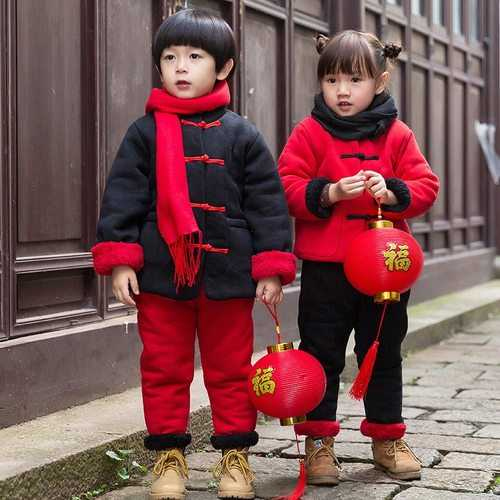 Chinese Style Kids Clothing Set