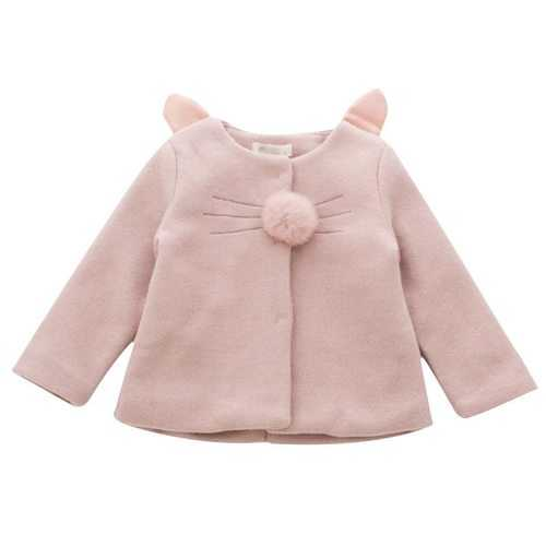 Baby Girl Cute Princess Jacket Coats