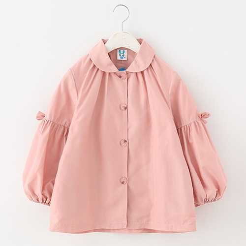 Pink/Black Girls Coat