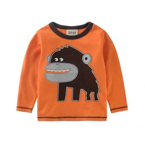 Kids Boys Long Sleeve T Shirts